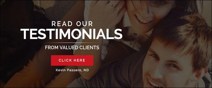 Read our Testimonials