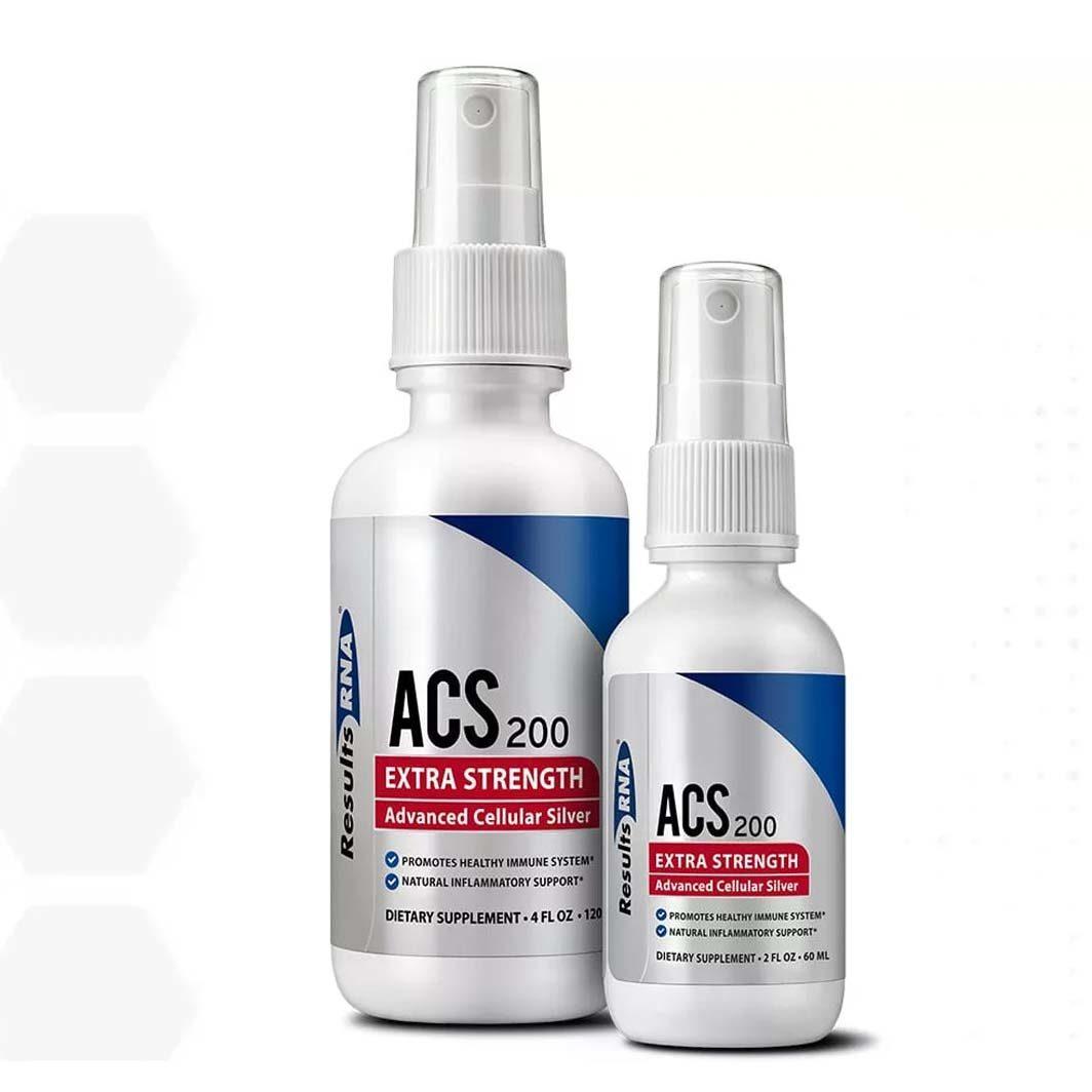 ACS 200 Silver Extra Strength