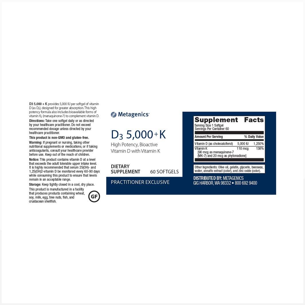 D3 5000 K