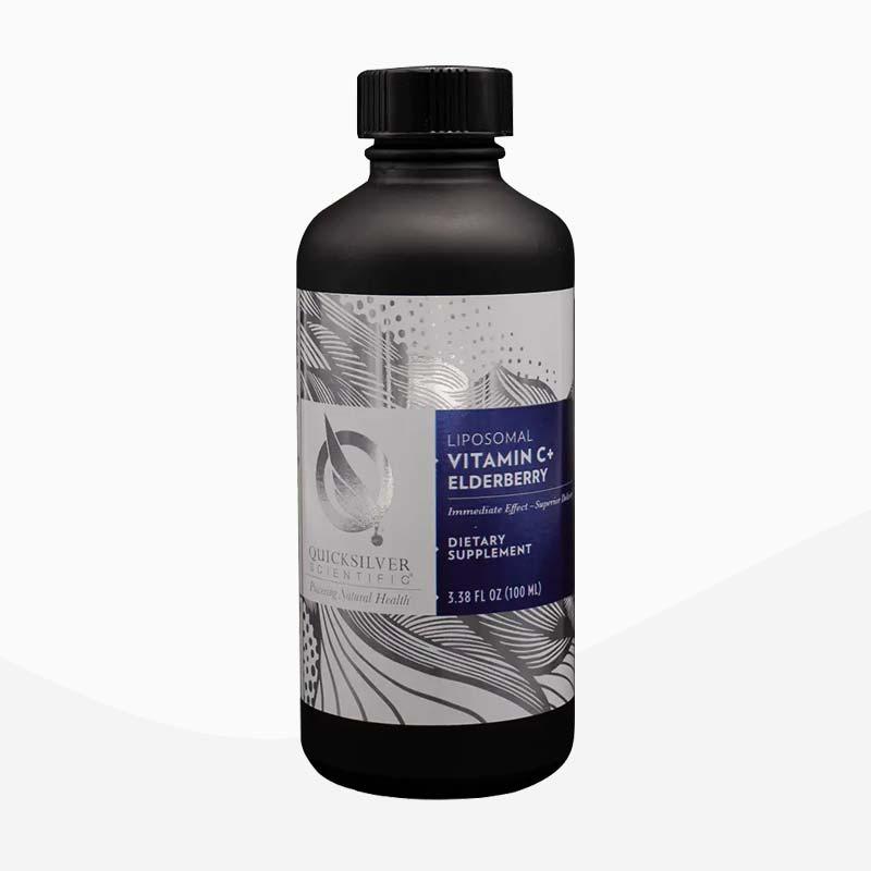 Liposomal C with Elderberry